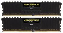 Память CORSAIR DDR4 2x8Gb 2400MHz RTL PC4-19200 CL16 DIMM 288-pin 1.2В Intel (CMK16GX4M2A2400C16)