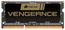 Память CORSAIR SO-DDR3 4096Mb 1600MHz RTL Unbuffered, 9-9-9-24, Black PCB, 1.5V, (CMSX4GX3M1A1600C9)