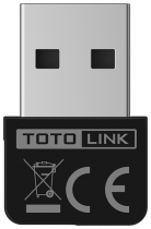 Wi-Fi адаптер USB TOTOLINK 150Mbps Nano Wireless USB Adapter Drive-free installation (N160USM)