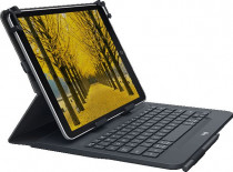 Клавиатура LOGITECH футляр Universal Folio with integrated keyboard 9-10