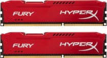 Память KINGSTON 8GB PC12800 DDR3 KIT2 (HX316C10FRK2/8)