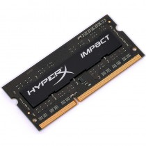 Память KINGSTON DRAM 8GB 1866MHz DDR3L CL11 SODIMM (Kit of 2) 1.35V HyperX Impact (HX318LS11IBK2/8)