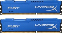 Память KINGSTON 8GB PC12800 DDR3 KIT2 (HX316C10FK2/8)
