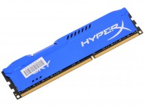 Память KINGSTON DDR3 8Gb (pc-15000) 1866MHz HyperX Fury Blue Series CL10 Retail (HX318C10F/8)