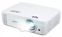 Проектор ACER X1626AH (DLP, 1920x1200, 4000Lm, 10000:1, +НDMI, USB, 1x10W speaker, 3D Ready, lamp 10000hrs, WHITE, 2.6kg) (MR.JRF11.001)