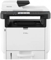 МФУ RICOH Лазерное SP 330SFN (А4, 32 стр/мин, копир/принтер/сканер/факс/дуплекс, автоподатчик, 256МБ, PCL, USB2.0, Ethernet, NFC, cтарт.картридж) (408263)