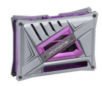 Корпус KHADAS DIY Case Purple VIMs DIY Case, Purple Color, with heavy metal plate (KCS-P-001)