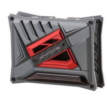 Корпус KHADAS DIY Case Red VIMs DIY Case, Red Color, with heavy metal plate (KCS-R-001)