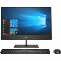Моноблок HP Intel Pentium G5420T, 3200 МГц, 8 Гб, без HDD, 256 Гб SSD, Intel UHD Graphics 610, DVD-RW, Wi-Fi, Bluetooth, Windows 10 Professional, 23.8