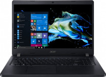 Ноутбук ACER TMP215-51G-50N7 TravelMate 15.6 FHD(1920x1080)/Intel Core i5-8250U 1.60GHz Quad/4GB/500GB/Integrated/GF MX230 2GB/noDVD/WiFi/BT/1.0MP/SDXC/3cell/1.84kg/W10Pro/1Y/BLACK (NX.VK2ER.002)