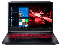 Ноутбук ACER Nitro 7 AN715-51-78P8 Core i7 9750H/8Gb/SSD512Gb/nVidia GeForce GTX 1660 Ti 6Gb/15.6