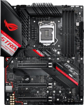 Материнская плата ASUS Socket 1200, Z490, USB3.1, SATA EX (ROG STRIX Z490-H GAMING)