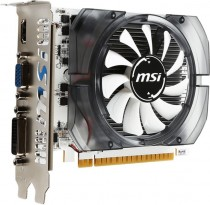 Видеокарта MSI GEFORCE GT 730 2GB GDDR3 128bit (N730-2GD3V2)