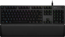 Клавиатура LOGITECH RGB Mechanical Gaming Keyboard G513 with GX Brown switches TACTILE (920-009329)