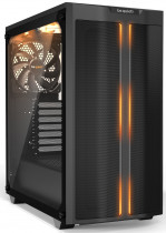 Корпус BE QUIET! PURE BASE 500 DX BLACK midi-tower, atx, tempered glass 3x 140mm fans inc. (BGW37)