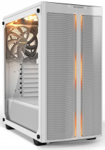 Корпус BE QUIET! PURE BASE 500 DX WHITE midi-tower, atx, tempered glass 3x 140mm fans inc. (BGW38)