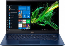 Ноутбук ACER Swift 5 SF514-54GT-724H Core i7 1065G7/16Gb/SSD1Tb/nVidia GeForce MX350 2Gb/14