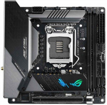 Материнская плата ASUS Socket 1200, Z490, USB3.2,M.2 (ROG STRIX Z490-I GAMING)
