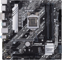 Материнская плата ASUS Socket 1200, H470, USB3.2,M.2 (PRIME H470M-PLUS)