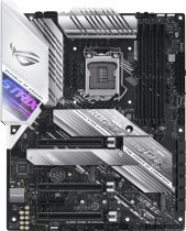 Материнская плата ASUS Socket 1120, Z490, USB3.2,SATA6G (ROG STRIX Z490-A GAMING)