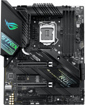 Материнская плата ASUS Socket 1200, Z490, USB3.2,SATA (ROG STRIX Z490-F GAMING)