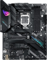 Материнская плата ASUS Socket 1200, B460, USB3.2,M.2,ATX (ROG STRIX B460-F GAMING)
