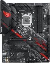 Материнская плата ASUS Socket 1200, B460, USB3.2,M.2,ATX (ROG STRIX B460-H GAMING)
