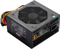 Блок питания QDION QD450 85+ ATX QD450 85+, 450W 85+ real,12cm fan,24+4pin, CPU4+4,PCI-E 6+2pin,3*sata,2*molex,1*fdd pin, input 230V,I/O switch,without power cord OEM (QD 450 85+)