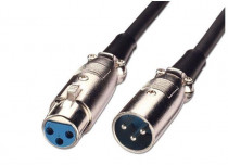 Кабель ATCOM AUDIO XLR-XLR 3M (AT8002)