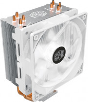 Кулер COOLER MASTER CPU Cooler Hyper 212 LED White Edition, 600 - 1600 RPM, 150W, White LED fan, Full Socket Support (RR-212L-16PW-R1)