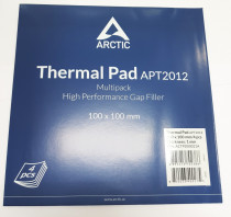 Термопрокладка ARCTIC COOLING Thermal pad Basic 100x100 mm/ t:1.0 Pack of 4 (ACTPD00021A)