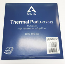 Термопрокладка ARCTIC COOLING Thermal pad Basic 100x100 mm/ t:1.5 Pack of 4 (ACTPD00022A)
