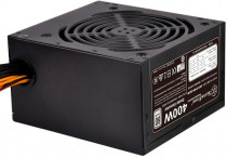 Блок питания SILVERSTONE 400 Вт, чёрный, ATX v2.31, Active PFC, 120mm Fan, 80 Plus (SST-ST40F-ES230)