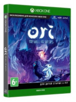 Игра MICROSOFT Ori and the Will of the Wisps (Xbox ONE)Ori and the Will of the Wisps Xbox ONE (LFM-00021)
