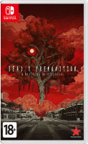 Игра NINTENDO Deadly Premonition 2: A Blessing in Disguise англ. языкNSW Deadly Premonition 2: A Blessing in Disguise (045496423605)