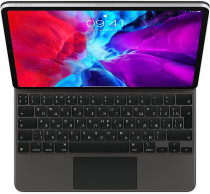 Клавиатура APPLE Magic Keyboard for 12.9-inch iPad Pro (4th generation) - Russian (MXQU2RS/A)
