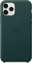 Чехол APPLE iPhone 11 Pro Leather Case - Forest Green (MWYC2ZM/A)
