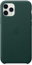 Чехол APPLE iPhone 11 Pro Max Leather Case - Forest Green (MX0C2ZM/A)