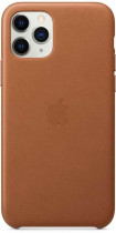 Чехол APPLE iPhone 11 Pro Max Leather Case - Saddle Brown (MX0D2ZM/A)