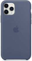 Чехол APPLE iPhone 11 Pro Max Silicone Case - Alaskan Blue (MX032ZM/A)