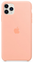 Чехол APPLE iPhone 11 Pro Max Silicone Case - Grapefruit (MY1H2ZM/A)