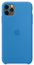Чехол APPLE iPhone 11 Pro Max Silicone Case - Surf Blue (MY1J2ZM/A)