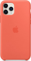 Чехол APPLE iPhone 11 Pro Silicone Case - Clementine (Orange) (MWYQ2ZM/A)