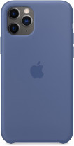 Чехол APPLE iPhone 11 Pro Silicone Case - Linen Blue (MY172ZM/A)
