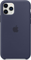 Чехол APPLE iPhone 11 Pro Silicone Case - Midnight Blue (MWYJ2ZM/A)