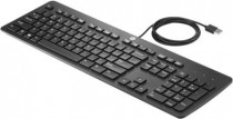 Клавиатура HP USB Business Slim Keyboard (N3R87AA)