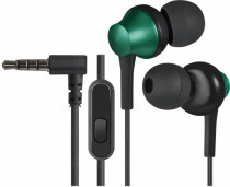Гарнитура DEFENDER PULSE 470 BLACK/GREEN (63473)