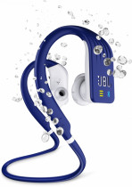 Гарнитура JBL Endurance DIVE Bluetooth голубой (JBLENDURDIVEBLU)