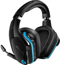 Гарнитура LOGITECH 7.1 Surround Sound LIGHTSYNC Wireless Gaming Headset G935 (981-000744)