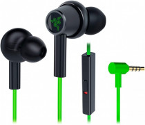 Гарнитура RAZER Hammerhead Duo Console - Green- Wired In-Ear Headphones - FRML Packaging (RZ12-03030300-R3M1)